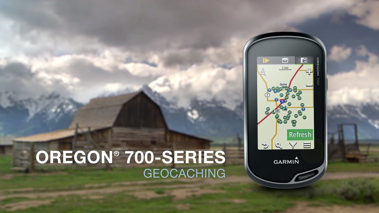 garmin Geocaching