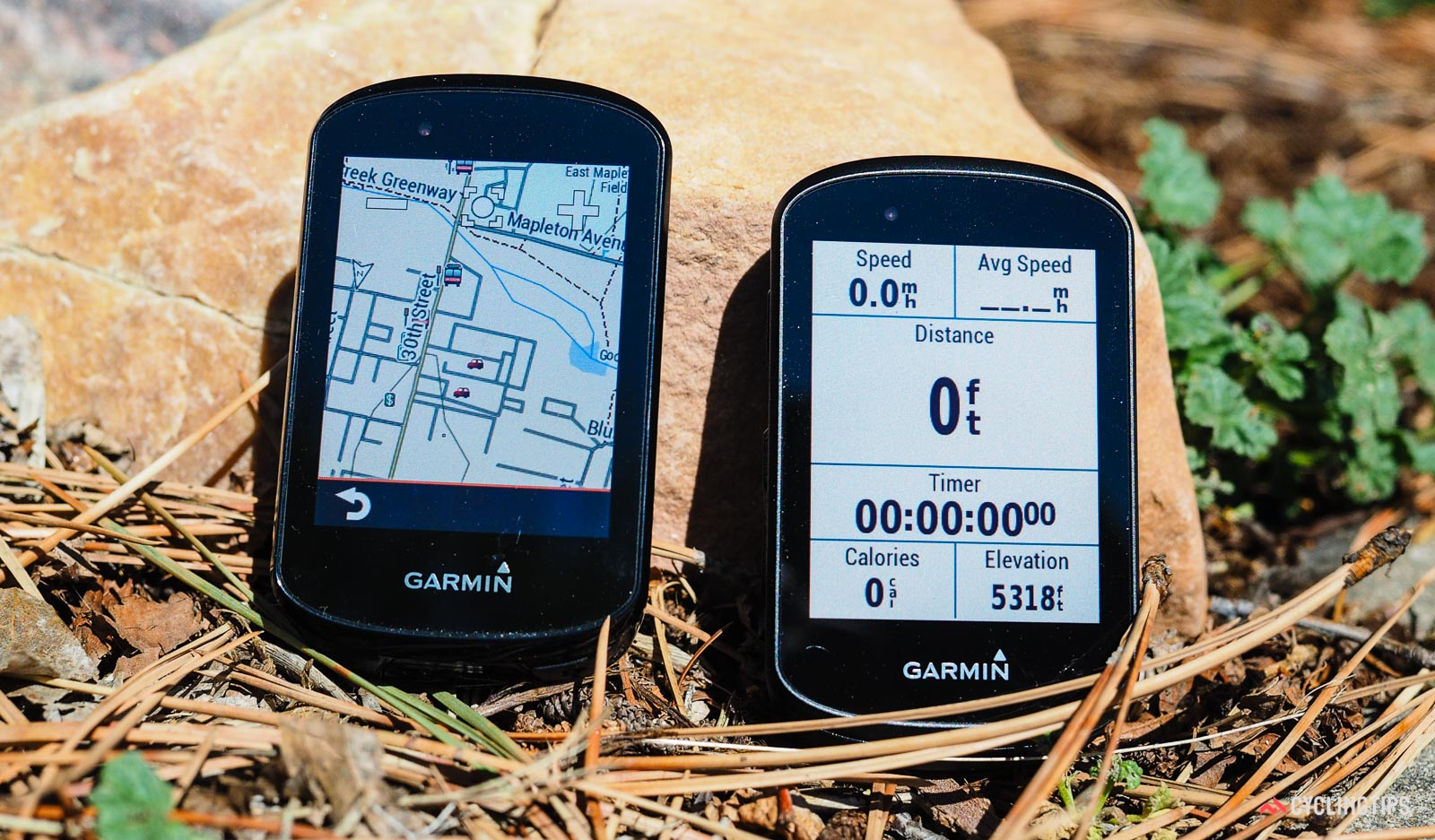 Garmin Edge 530 of 830